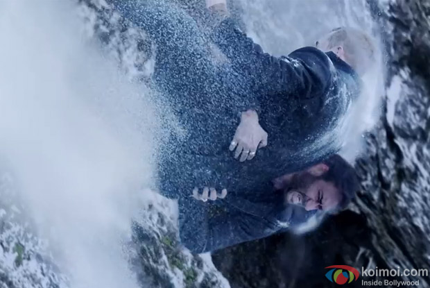 Box Office - Shivaay stays stable right through its Week One, aims to go past the 100 crore mark