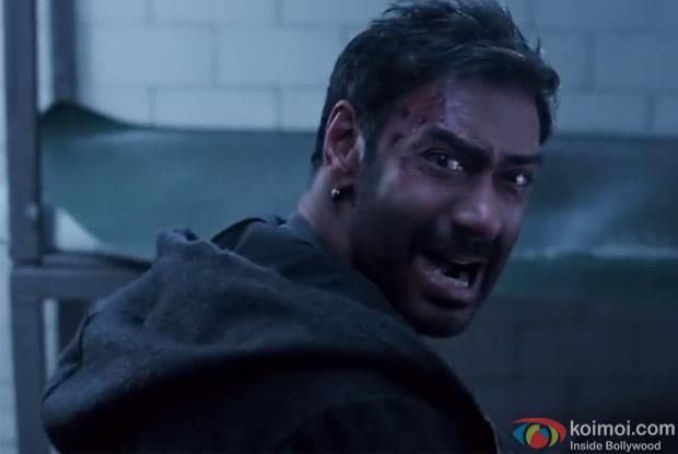 Box Office - Shivaay crosses 90 crore mark in 11 days