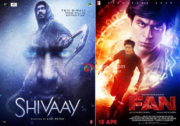 Box Office - Shivaay surpasses Fan lifetime in 10 days