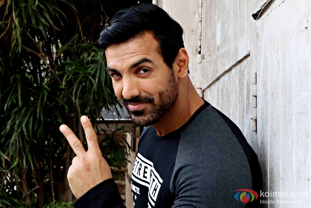 Can't stand in malls, blow kisses to promote film: John Abraham