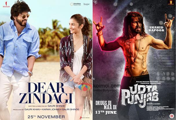 Dear Zindagi Enters Highest Weekend Grossers List; Evicts Udta Punjab