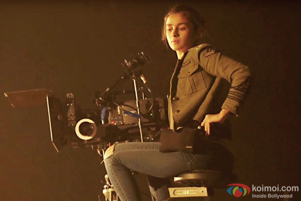 Dear Zindagi | Making of Alia Bhatt as DOP