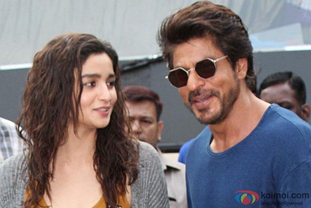 After 'Dear Zindagi' release, Alia now misses Shahrukh