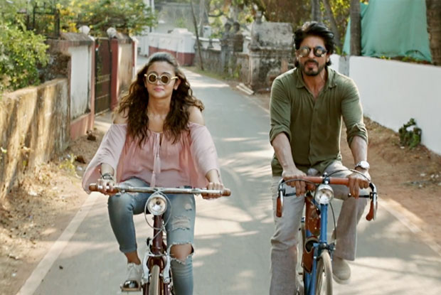 Dear Zindagi Take 4| SRK Sets You Free From All The Emotions