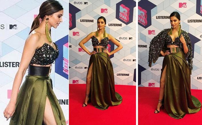 Deepika Padukone's 'Bollywood blunder' at MTV Europe Music Awards