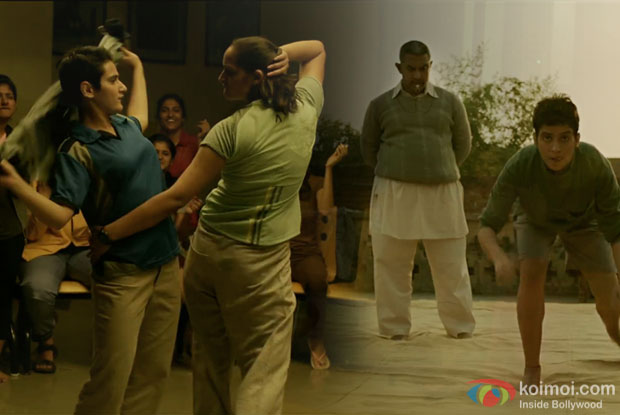 Enjoy Gilehriyaan Track From Aamir Khan Starrer Dangal