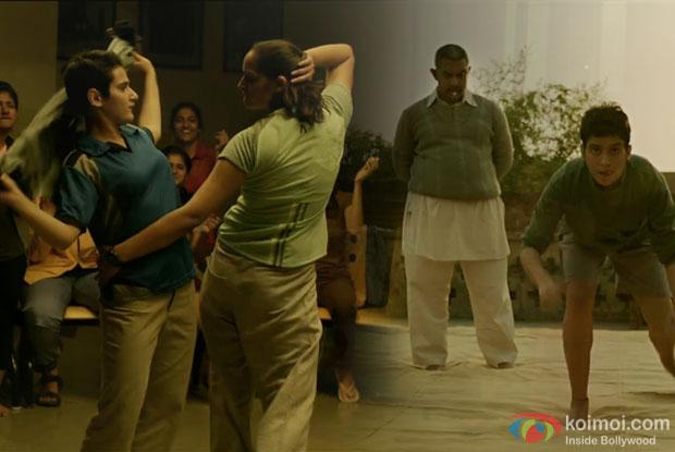 Enjoy Gilehriyaan Track From Aamir Khan Starrer Dangal