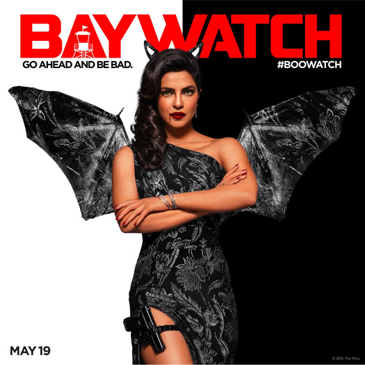 First Look: You Will Love Priyanka Chopra's 'The Baddie' Look In Baywatch