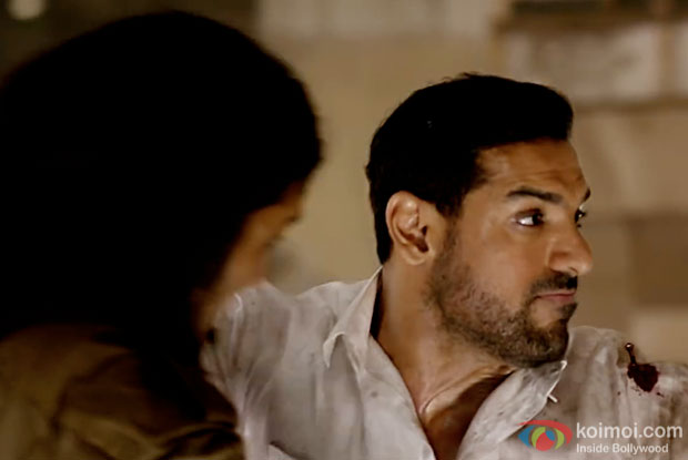 Force 2: 1st Monday Box Office Collections