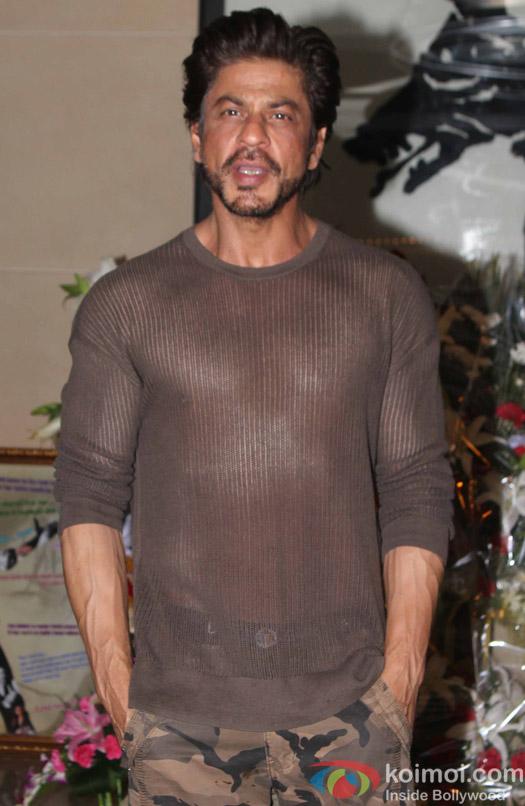 Shah Rukh Khans's birthday bash