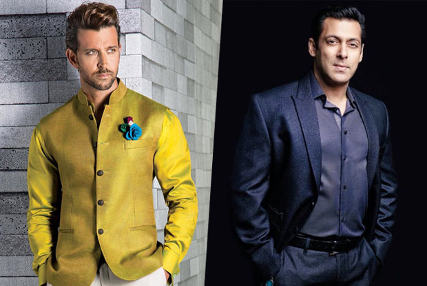 Hrithik Roshan ranked as No.3 and Salman Khan ranked as No. 7 on the World's Most Handsome Faces list on worldstopmost.com!