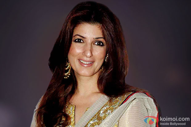 It's good to make films from novels, says Twinkle Khanna