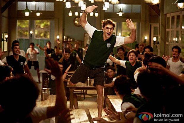 Jagga Jasoos New Still | Ft. Ranbir Kapoor's Cute Side As A Student