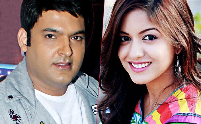 Kapil Sharma To Star Opposite Drishyam Fame Actress Ishita Dutta In Firangi?
