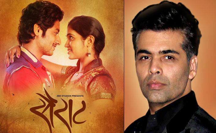 Karan Johar Acquires The Hindi Remake Rights Of Marathi Blockbuster