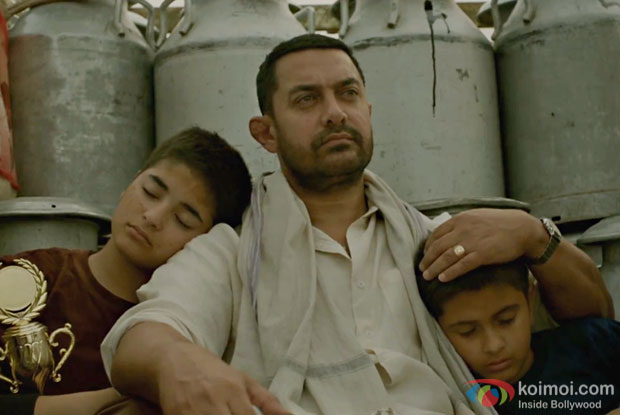 Listen To Dhaakad Song From Dangal