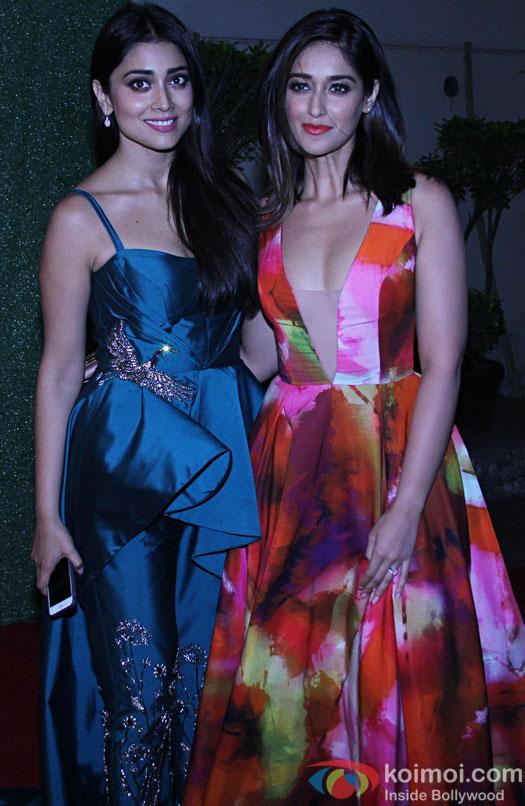 Ilena D'cruz during the Lux Golden Rose Awards 2016