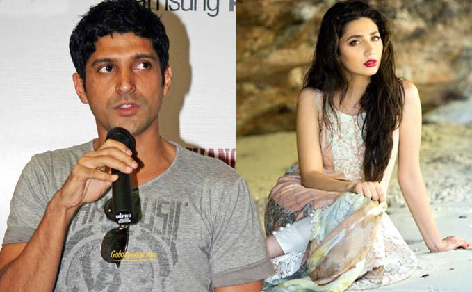 Mahira Khan stays in Raees, says Farhan Akhtar