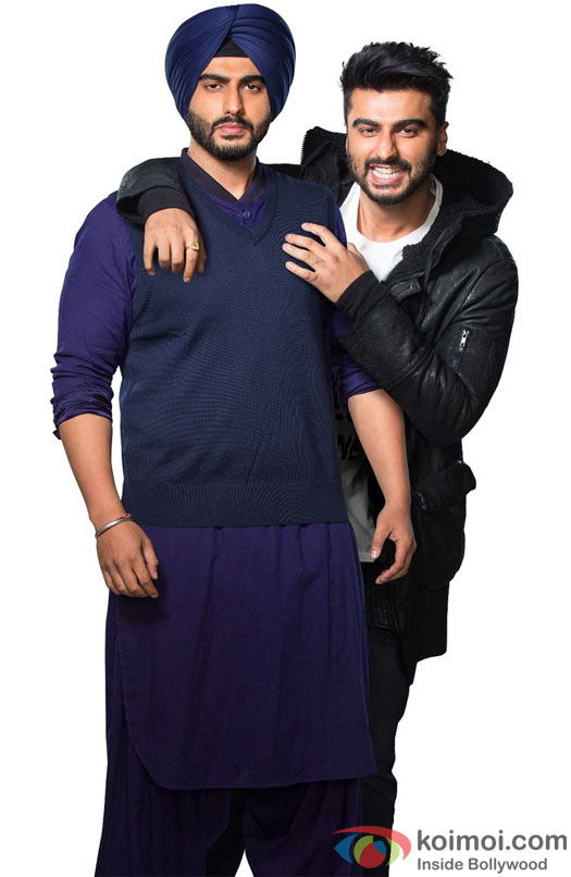 Mubarakan First Look Out | Arjun Kapoor In Double Role