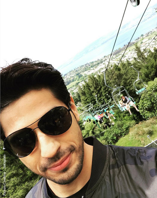 My thoughts, prayers with New Zealand people: Sidharth Malhotra