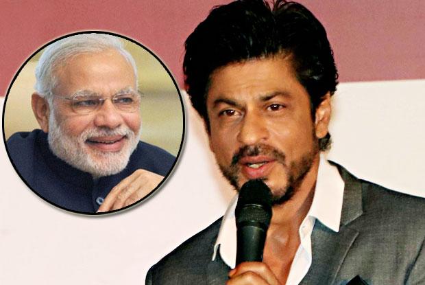 Not politically motivated: Shah Rukh Khan on Narendra Modi's demonitisation