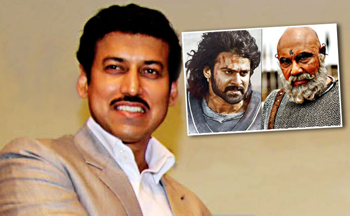 Now Rajyavardhan Rathore knows, why Katappa killed Baahubali