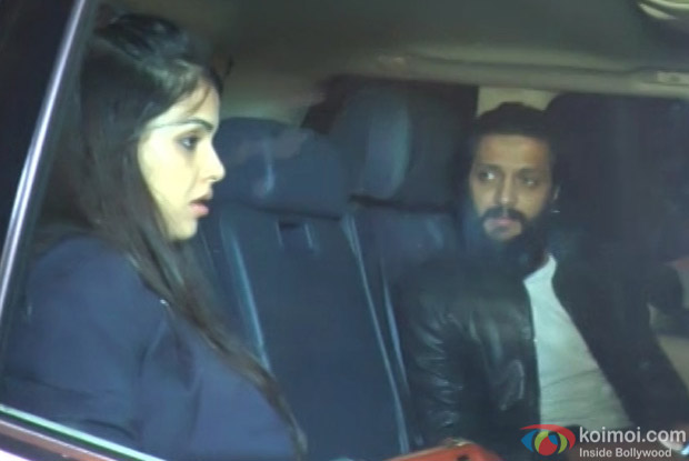 Bollywood Celebs At SRK's Coldplay After Party