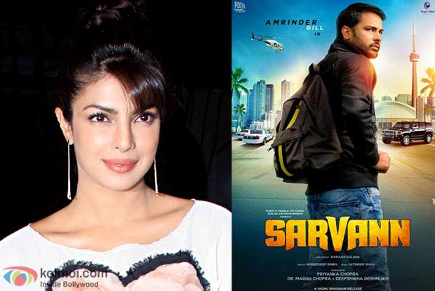 'Sarvann' a long cherished goal: Priyanka Chopra