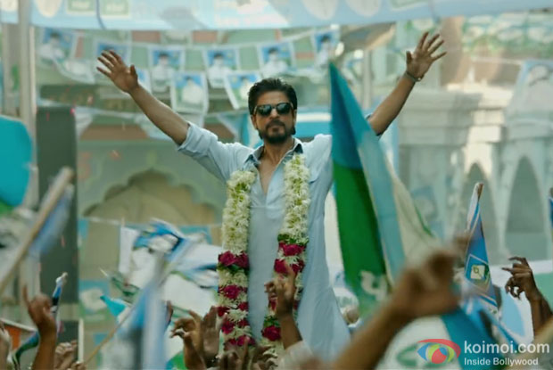 Save The Date: Raees Trailer To Release On 7th December!