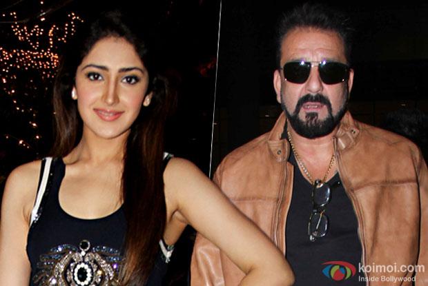 Sayyeshaa Saigal not finalised yet for Sanjay Dutt's Bhoomi: Producer Manish Singh