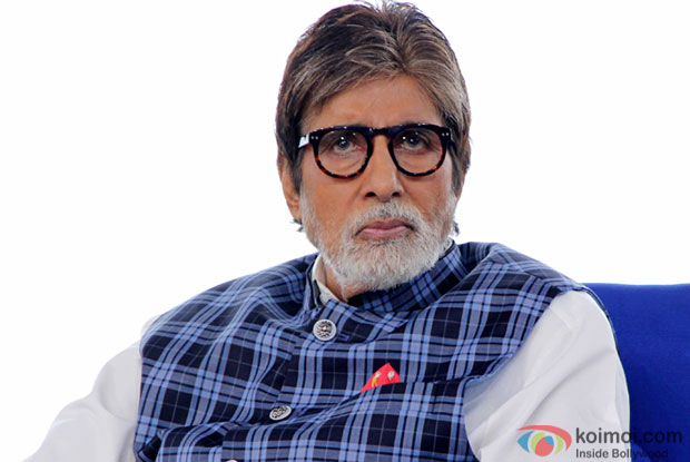Sexual violence largely ignored by film industry: Big B