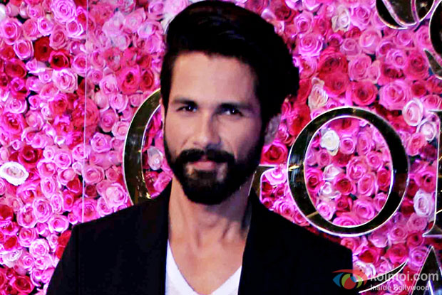Shahid Kapoor finds 'Padmavati' challenging, excited to start shoot
