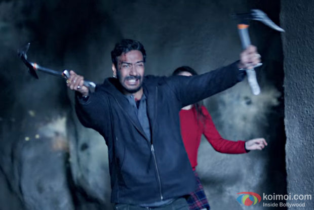 Shivaay: 3rd Friday Box Office Collections