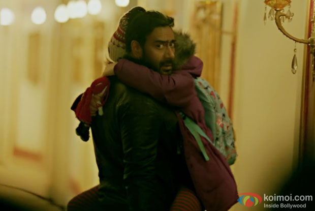 Shivaay Grosses Over 129 Crores At The Domestic Box Office