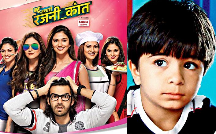 Shivansh Kotian roped in for 'Bahu Humari Rajni_kant'