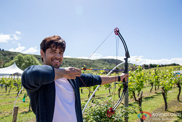 Sidharth Malhotra on power-packed adventurous trail in New Zealand
