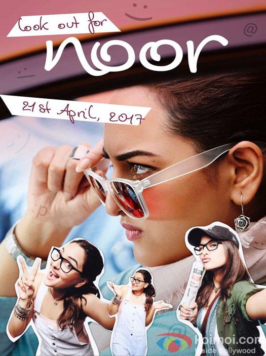 Sonakshi Sinha Starrer Noor Poster