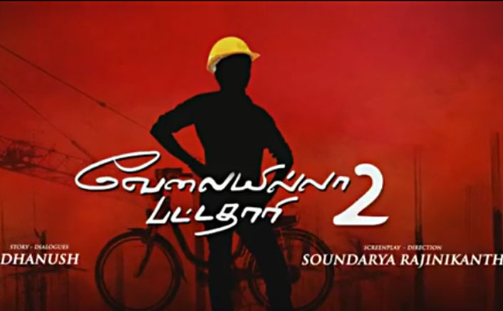 Soundarya Rajinikanth to direct Dhanush in 'VIP 2'