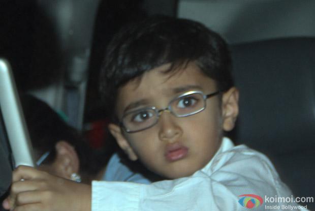 Star Kids Attend Aaradhya Bachchan's Birthday Bash