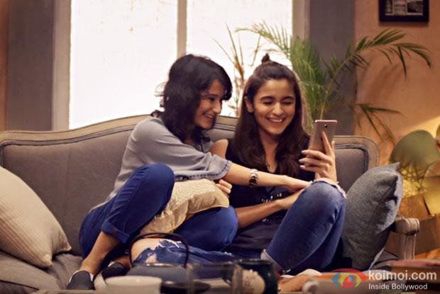 Swipe Right To Zindagi Dialogue Promo | Dear Zindagi | Alia Bhatt