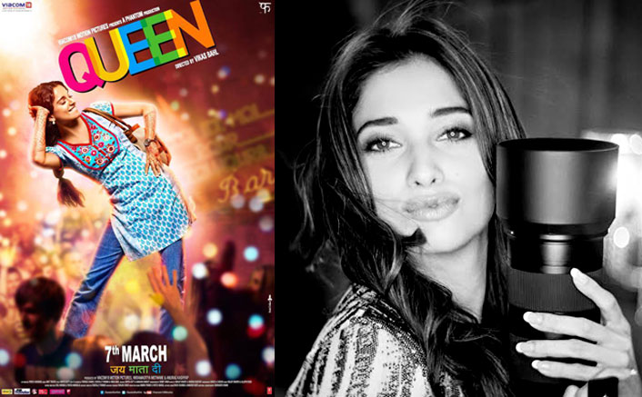 Tamannaah Bhatia excited about 'Queen' remake