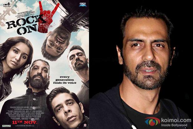 Unfortunate timing for 'Rock On 2': Arjun Rampal on demonetisation