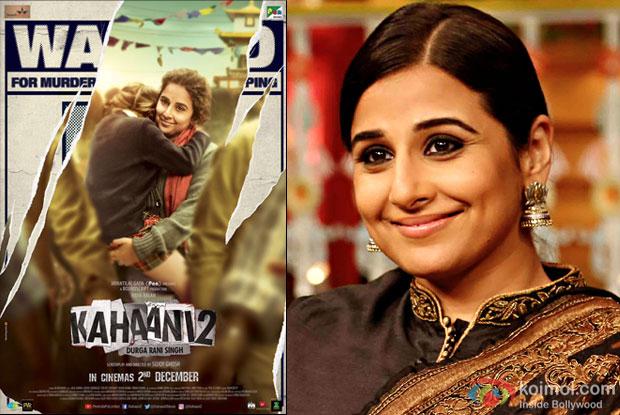 Vidya Balan: Kahaani 2 has a universal story