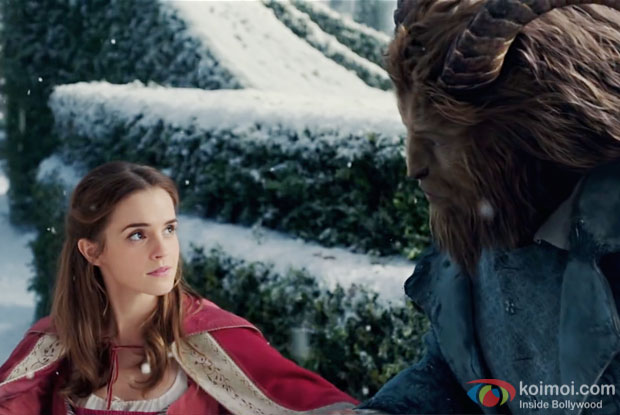 Watch The Official Trailer Of Beauty And The Beast   Ft. Emma Watson And Dan Stevens