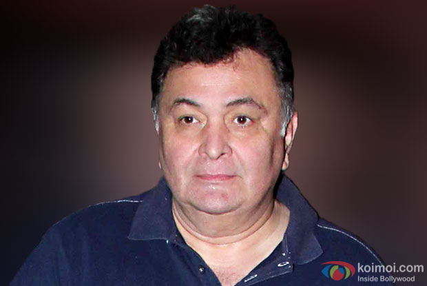 Why endanger human lives when there's VFX, asks Rishi Kapoor