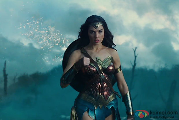 Watch The Oficial Trailer Of Wonder Woman | Ft. Gal Gadot