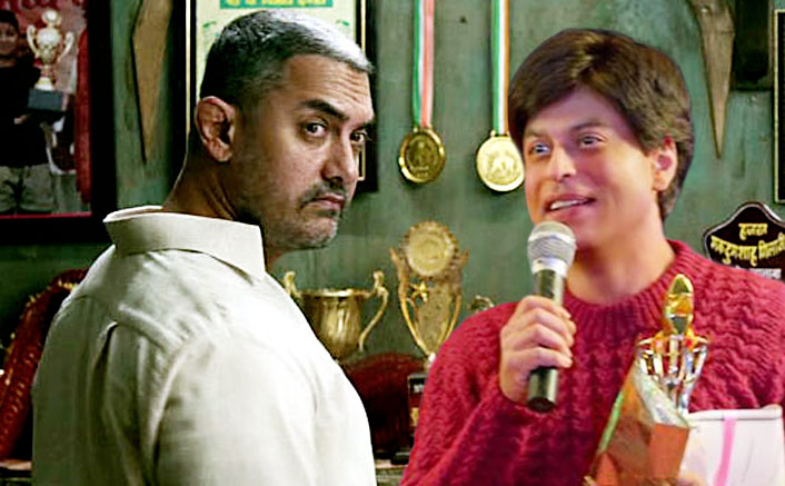 Aamir Topples SRK To 3rd Spot; Claims Second Position On Star Ranking