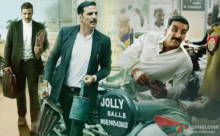Akshay Kumar's Jolly LLB 2 Trailer