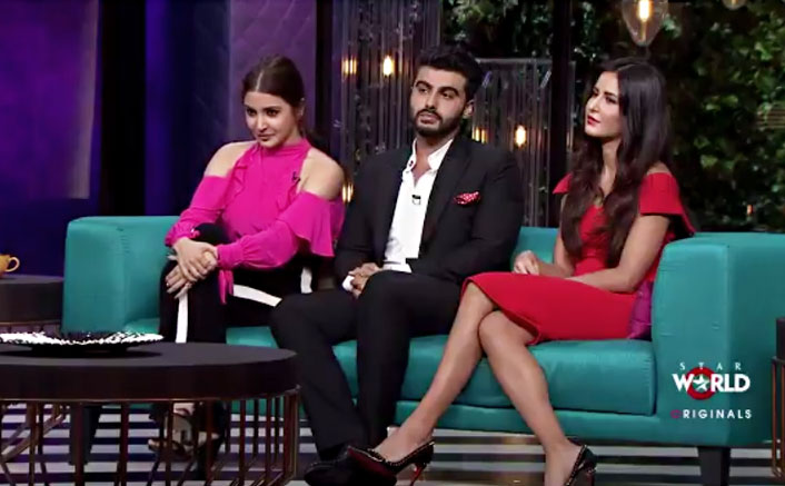 Anushka Katrina - Koffee With Karan