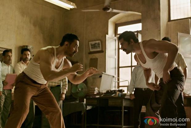 Dangal - Title Track | Dangal | Aamir Khan